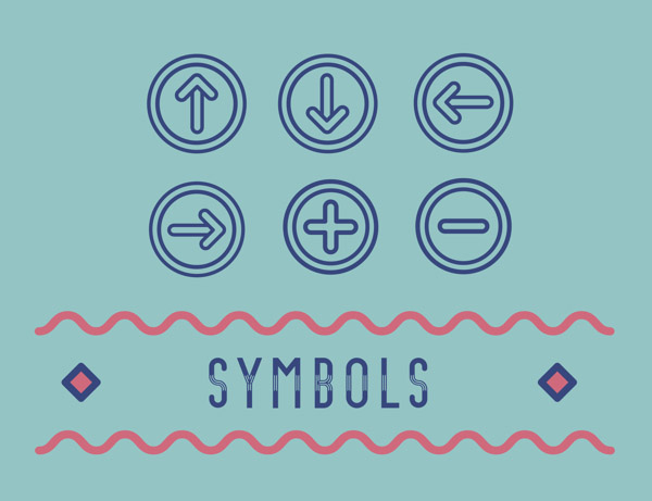 Symbols Pictogram