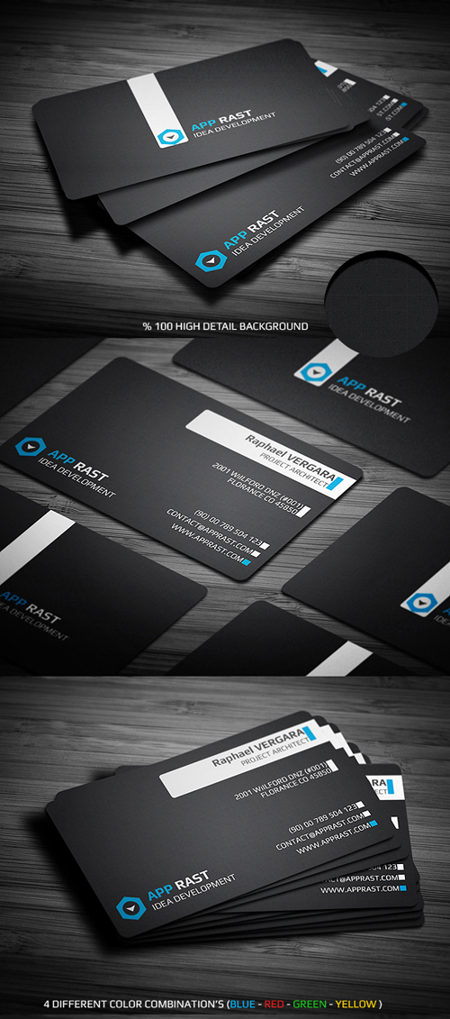 Business Card Templates (PSD) - 6