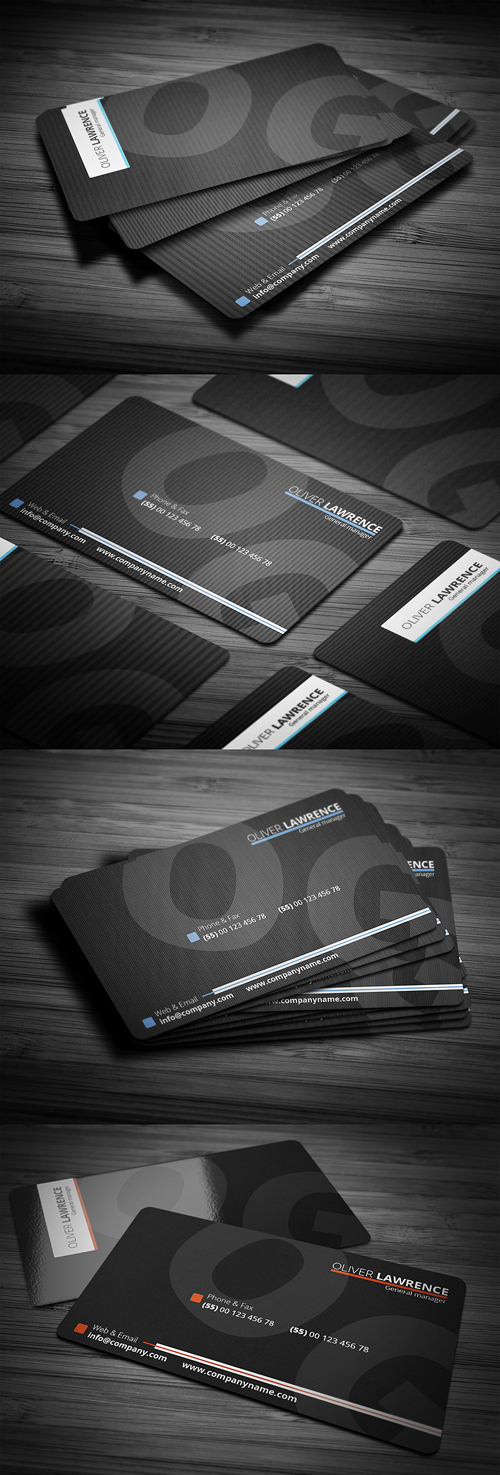 Business Card Templates (PSD) - 7