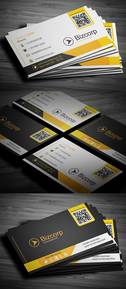 Business Card Templates (PSD) - 8