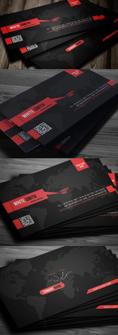 Business Card Templates (PSD) - 14