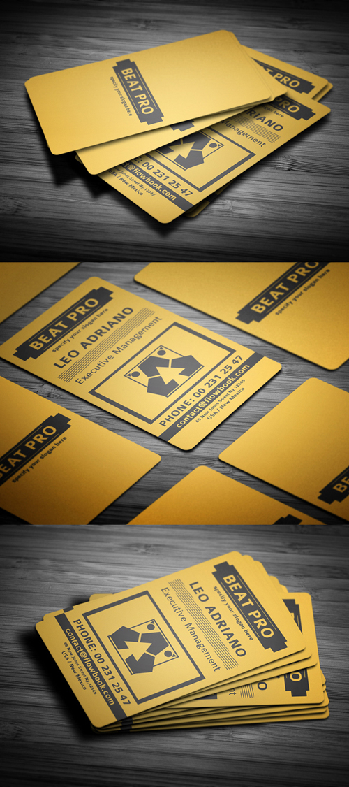 Business Card Templates (PSD) - 9