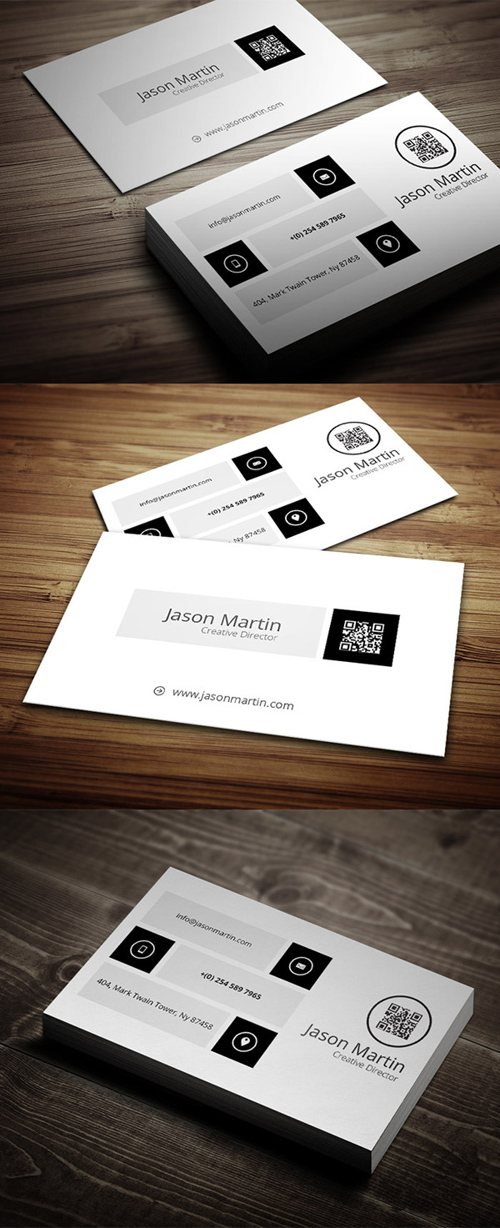 Business Card Templates (PSD) - 11