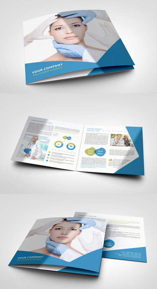15 creative print ready business brochure designs design for Graphic design brochure
