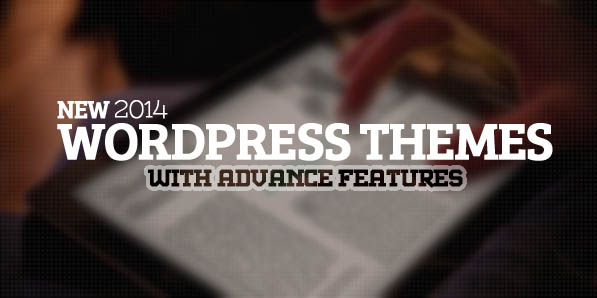 New Responsive WordPress Themes 2014