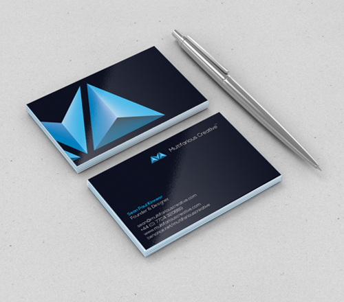 Creative examples of branding business card - 10