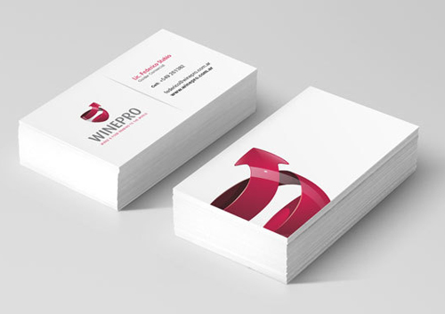 Creative Examples Of Branding Business Card