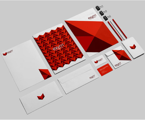 Creative examples of branding business card - 14