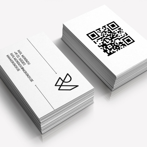 Creative examples of branding business card - 23