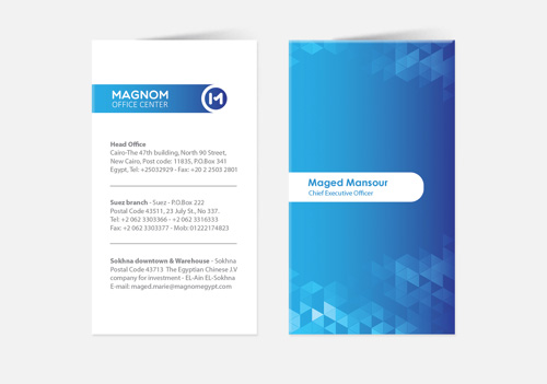 Creative examples of branding business card - 6