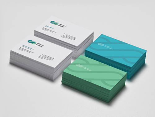 Creative examples of branding business card - 7