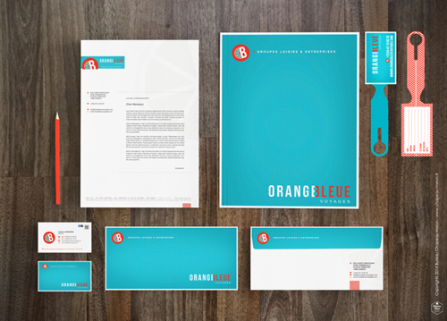 Creative examples of branding stationary - 19