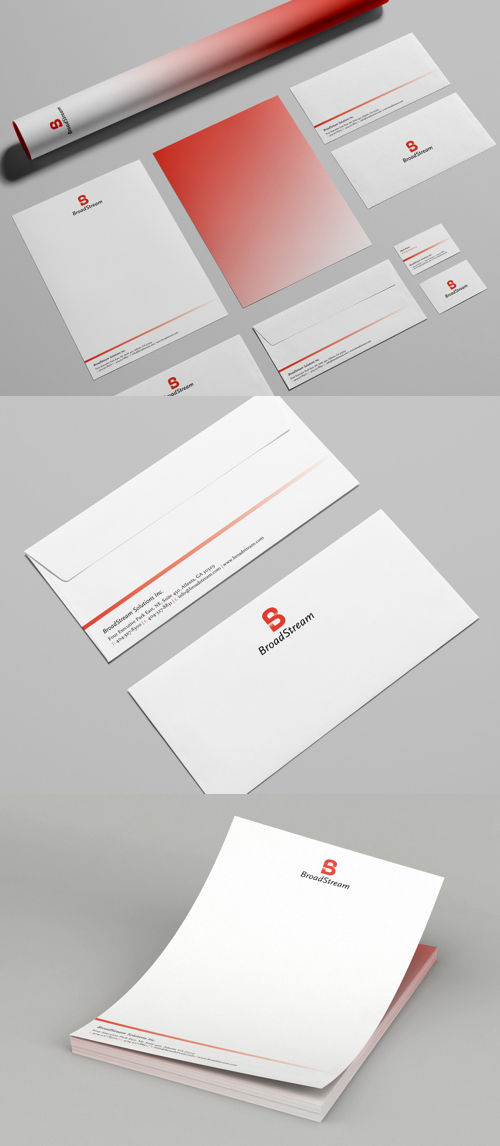 Creative examples of branding stationary - 21