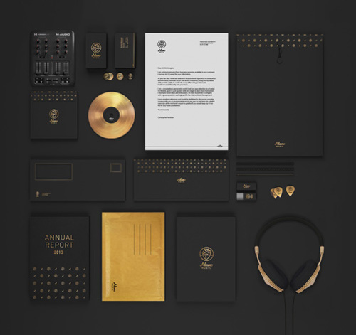 Creative examples of branding stationary - 22