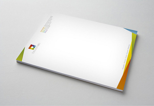Creative examples of branding stationary - 3