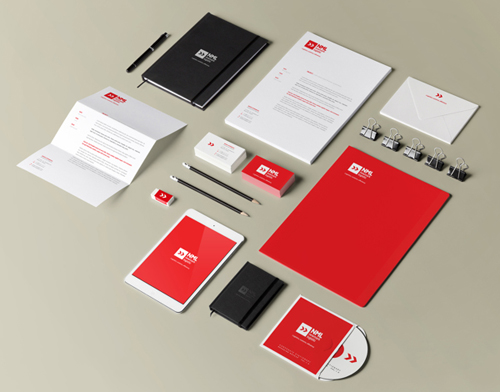Creative examples of branding stationary - 9