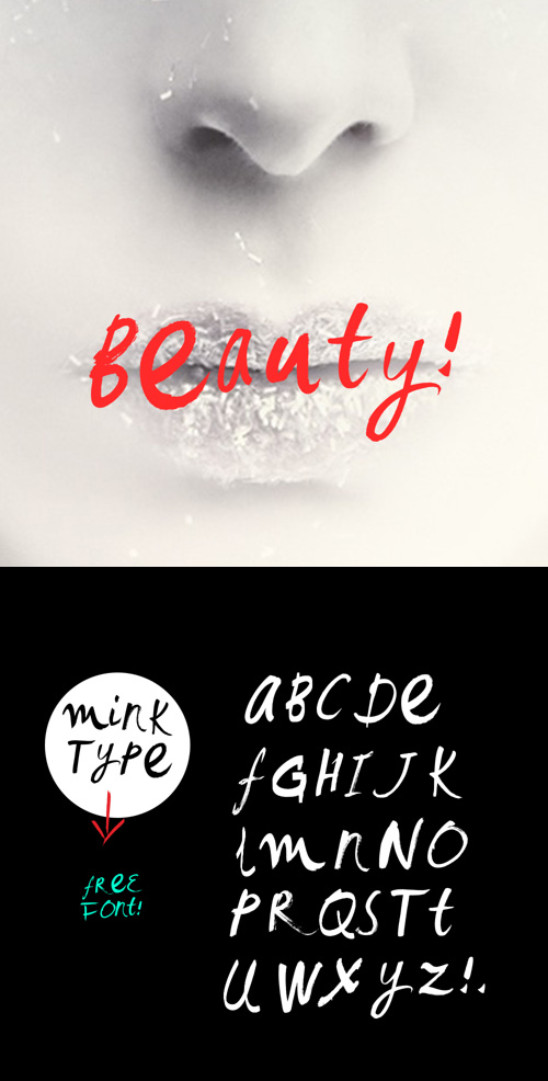 Mink Type Fonts