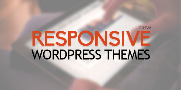 New Elegant Responsive WordPress Themes