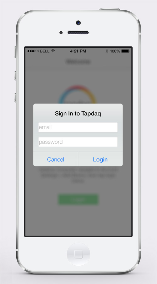 Modern App Sign In UI and Login UI Screen Designs-23