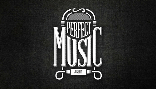 Perfect Music - Branding #logo #design