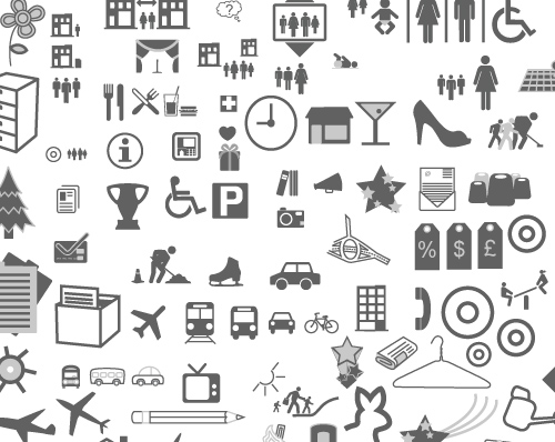 Icons Free Vector Graphics - 3