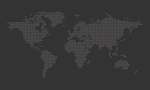 Free vector graphics design elements vector graphics graphic dotted world map vector gumiabroncs Gallery
