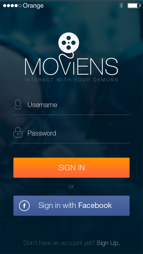 Modern App Sign In UI and Login UI Screen Designs-6