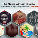 Post thumbnail of Giveaway Win 5 New Colossal Bundles Value $10,063 from Inky Deals