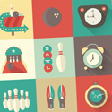 Post thumbnail of 15 Sets of Vector / Flat PSD Icons – Free Download