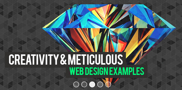 Award Winning Websites Design (March 2014)