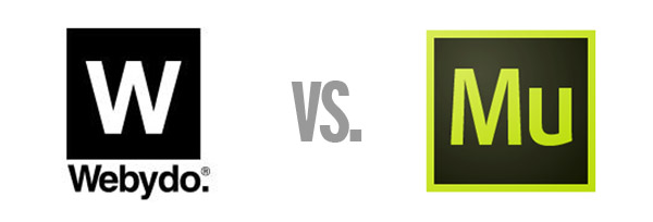 Webydo vs. Adobe Muse