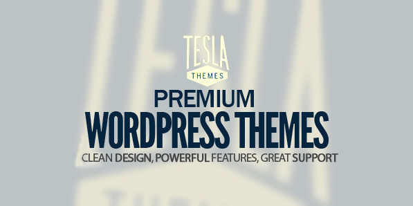 Tesla Themes – Neat Layouts for Your Website