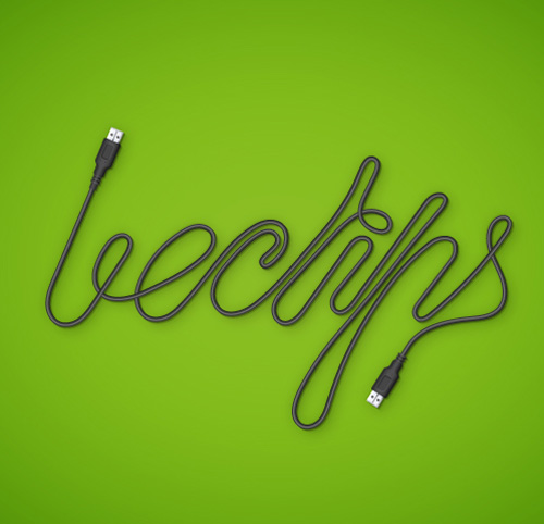 Turn Drab Text Into an Amazing Design Using This Simple USB Vector Text Effect