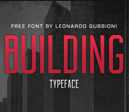 50 Free Fonts - Best of 2014 - 49