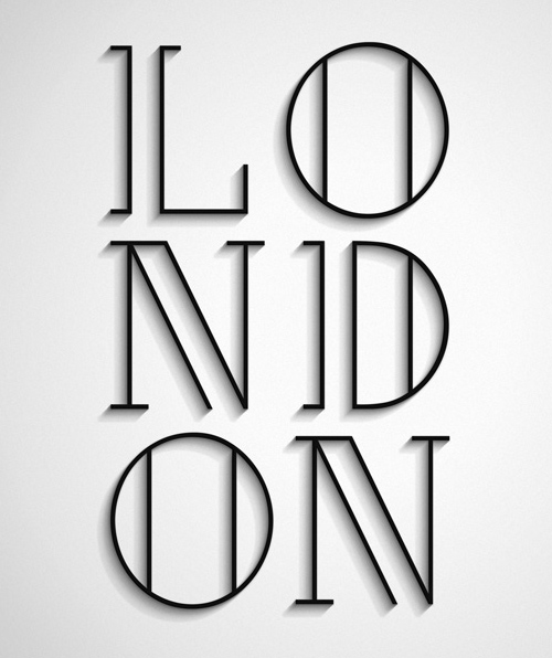 London Typeface Free Font