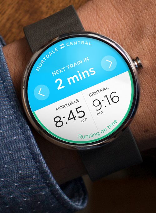 Trip Planner - Android Wear