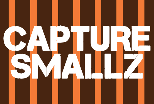 Capture Smallz Free Font