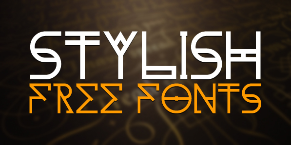 Stylish Free Fonts For Graphic Designers | Fonts | Graphic