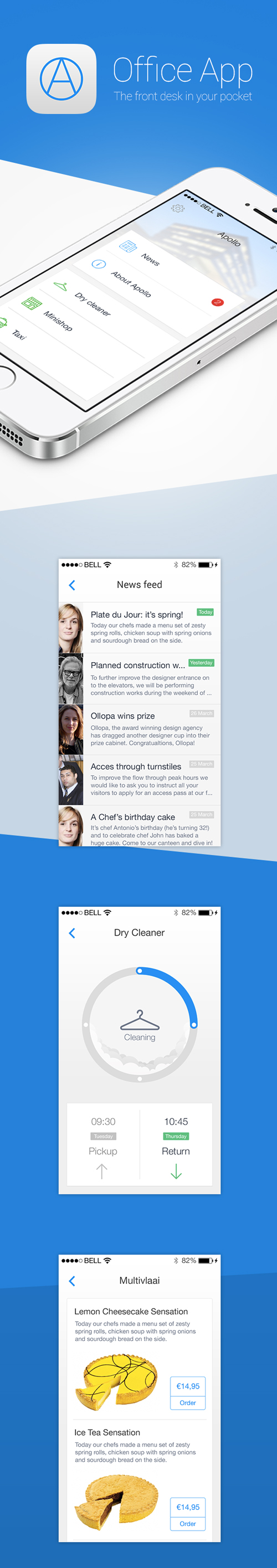 Amazing Mobile App UI Designs with Ultimate User Experience - 27
