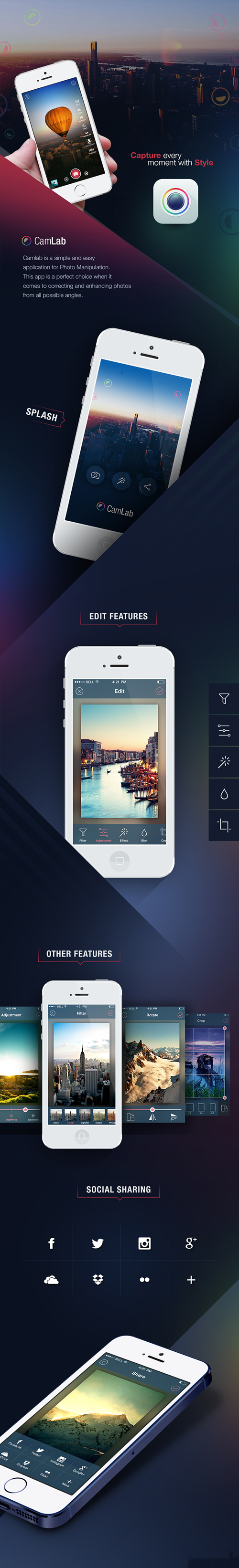 Amazing Mobile App UI Designs with Ultimate User Experience - 3