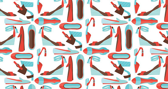 Shoe Dreams Pattern