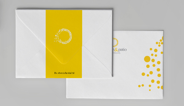 Solarium & Patio de l'Outaouais Branding Business Card