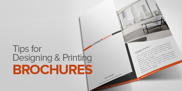 Great Tips for Designing and Printing Brochures that Work as a Brand