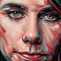 Post thumbnail of 28 Amazing Portrait Illustrations by Evgeny Parfenov