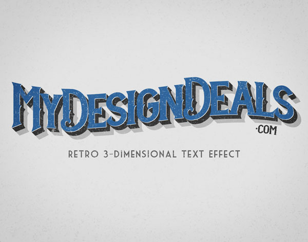 50 Best Text Effect Tutorials - 47