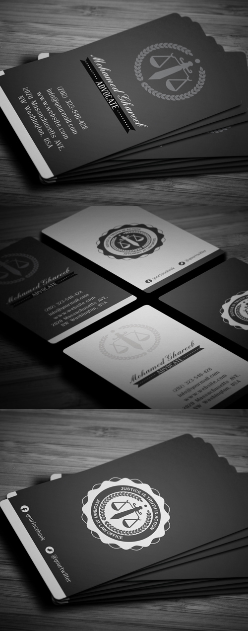 Creative Business Cards PSD Templates | Design | Graphic Design ...