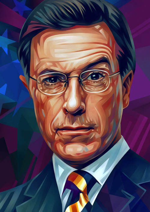 28 Amazing Portrait Illustrations By Evgeny Parfenov Inspiration Graphic Design Junction