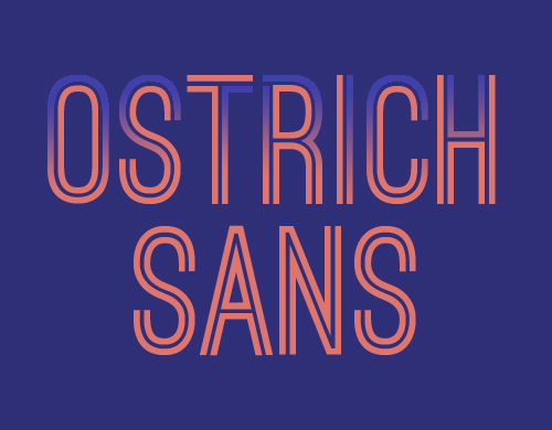 50 Free Fonts - Best of 2014 - 43