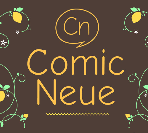 Comic Neue Free Fonts