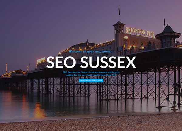 SEO Sussex Responsive Website